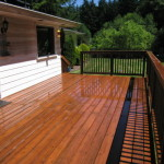 Improve your outdoor living space with a deck