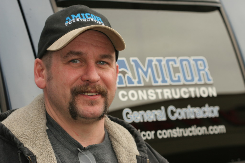 Mike Feingold, Amicor Construction