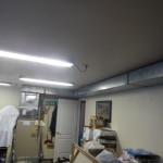 Rec room before remodel